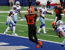 Cleveland Browns WR Odell Beckham