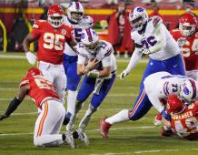 Buffalo Bills vs. Kansas City Chiefs