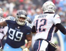 Any Given Sunday: Titans over Patriots