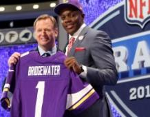Audibles: 2014 NFL Draft Day One