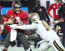 New Orleans Saints DT Malcolm Brown
