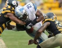 Any Given Sunday: Steelers Over Lions