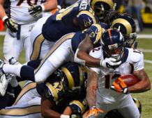 Any Given Sunday: Rams Over Broncos
