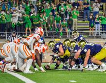 Clemson Tigers vs. Notre Dame Fighting Irish