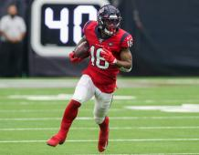 Houston Texans WR Keke Coutee