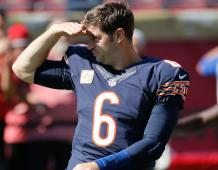 Chicago Bears QB Jay Cutler