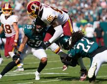 Washington TE Vernon Davis