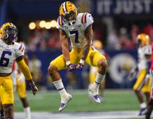 LSU Tigers S Grant Delpit