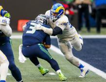 Los Angeles Rams DT Aaron Donald