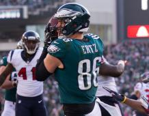 Film Room: Eagles' Tight Ends