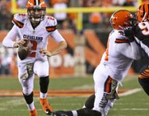 Word of Muth: Browns Step Back