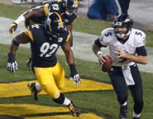 Any Given Sunday: Ravens Over Steelers