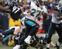Any Given Sunday: Jaguars Over Steelers