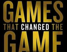 FO Book Review: The Games That Changed the Game