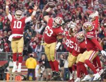 San Francisco 49ers C Ben Garland