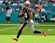 New England Patriots CB Stephon Gilmore