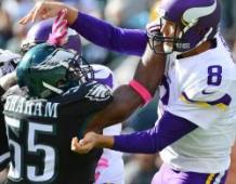 Any Given Sunday: Eagles Over Vikings