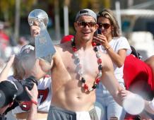 Tampa Bay Buccaneers TE Rob Gronkowski