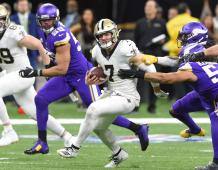 New Orleans Saints Swiss Army knife Taysom Hill