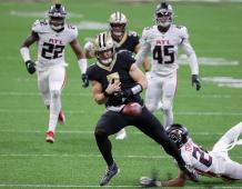 New Orleans Saints all-purpose threat Taysom Hill
