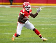 Kansas City Chiefs WR Tyreek Hill
