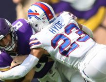 Any Given Sunday: Bills over Vikings