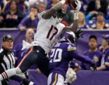 Any Given Sunday: Vikings Over Bears
