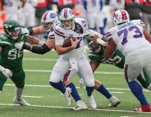 New York Jets vs. Buffalo Bills