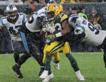 Green Bay Packers RB Aaron Jones