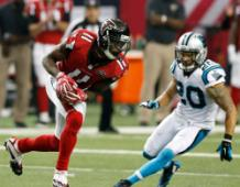 Any Given Sunday: Falcons Over Panthers