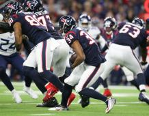Houston Texans RB Taiwan Jones