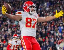 Kansas City Chiefs TE Travis Kelce