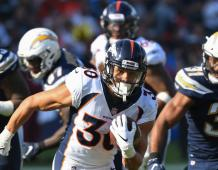 Any Given Sunday: Broncos over Chargers
