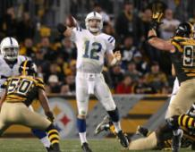Any Given Sunday: Steelers Over Colts