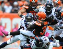 Word of Muth: Browns' Wasted Effort