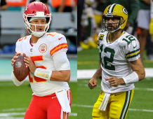 Mahomes-Rodgers