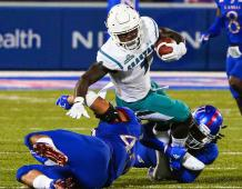 Coastal Carolina Chanticleers RB CJ Marable