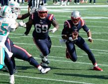 New England Patriots G Shaq Mason