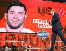 2018 No. 1 Overall Draft Pick Baker Mayfield