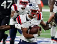 New England Patriots WR Jakobi Meyers