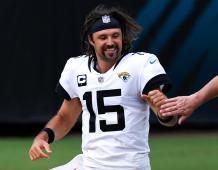 Jacksonville Jaguars QB Gardner Minshew