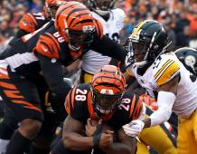 Rob Weintraub's All-AFC North Team