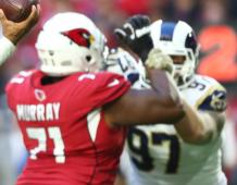 Arizona Cardinals RT Justin Murray