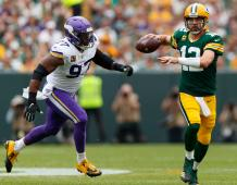 Minnesota Vikings vs. Green Bay Packers