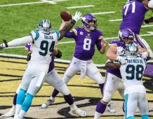 Carolina Panthers vs. Minnesota Vikings