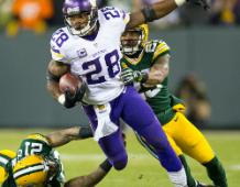 Any Given Sunday: Vikings Over Packers