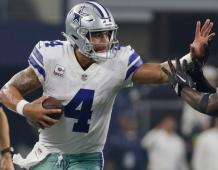 Any Given Sunday: Cowboys over Jaguars