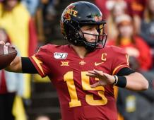 Iowa State Cyclones QB Brock Purdy