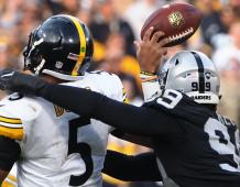 Any Given Sunday: Raiders over Steelers