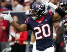 Houston Texans S Justin Reid
